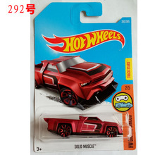 New Arrivals 2017 N Hot Wheels 1:64 sold muscle Metal Diecast Car Models Collection Kids Toys Vehicle For Children(China)