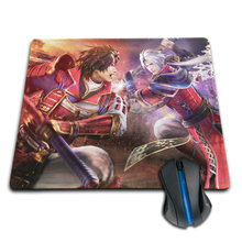 Babaite Hot Game Printing Mousepad Samurai Warriors 4 Game Professional Gaming Gamer Mouse Mat for Cpmputer Laptop Mice