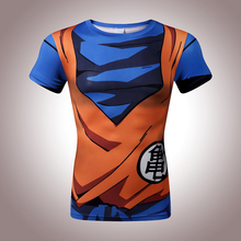 Newest Cute Kid Goku 3D t shirt DBZ t shirts Women Men Casual tees Anime Dragon Ball Z Super Saiyan t shirts Harajuku tee shirts(China)