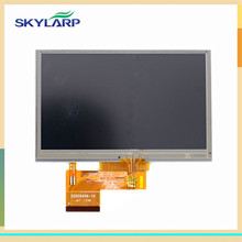 skylarpu New 4.3 inch LCD screen for GARMIN Nuvi 1340 1390 GPS LCD display Screen panel with Touch screen digitizer replacement