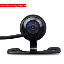 Universal HD CCD Car Rear View Rearview Camera Automobile 170 Wide Angle Vehicles Back Version Backup Reverse Parking Assistance(China)