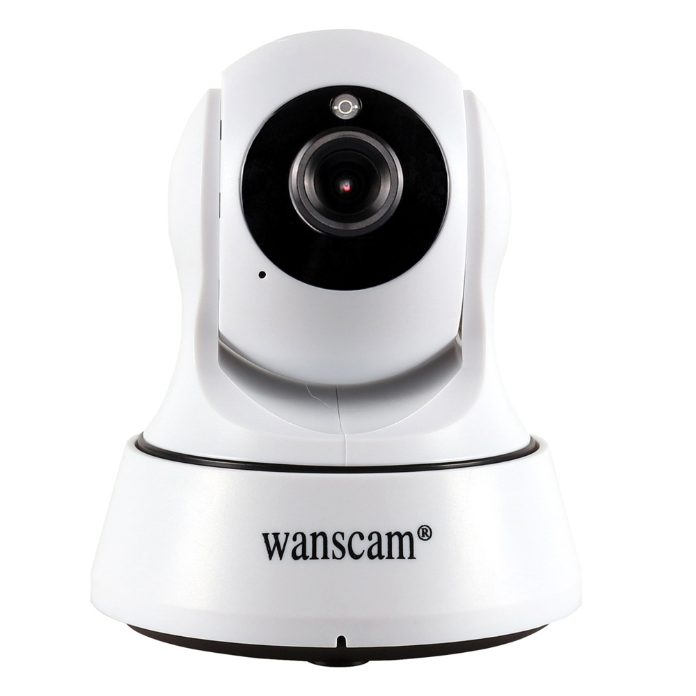 720P HD Wireless Wifi Camera IR-CUT Indoor Surveillance Security IP Camera For Home Protection Two Way Audio<br>