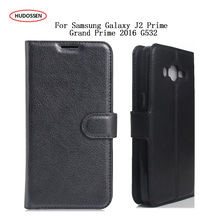Buy HUDOSSEN Luxury PU Leather Case Samsung Galaxy J2 Prime G532 Flip Cover Fundas Samsung Grand Prime G532F SM-G532F Case for $3.99 in AliExpress store
