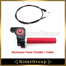 1 1/4 Turn Twist Handle Throttle Cable For Yamaha TTR YZF Dirt Motor Bike Motocross Motorcycle 125cc 150cc 200cc 250cc