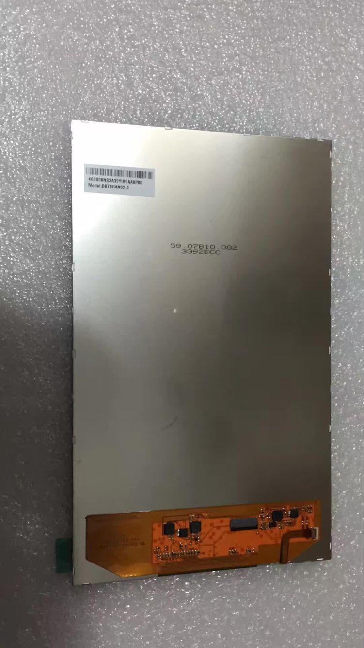 New original 7 inch tablet lcd screen B070UAN02.0 free shipping<br>