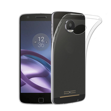 Ultra thin TPU Case Soft Cover For Motorola Moto M E2 E3 G2 G3 G4 G5 X X3 X4 Z C Plus Play Force Style Transparent Crystal Clear