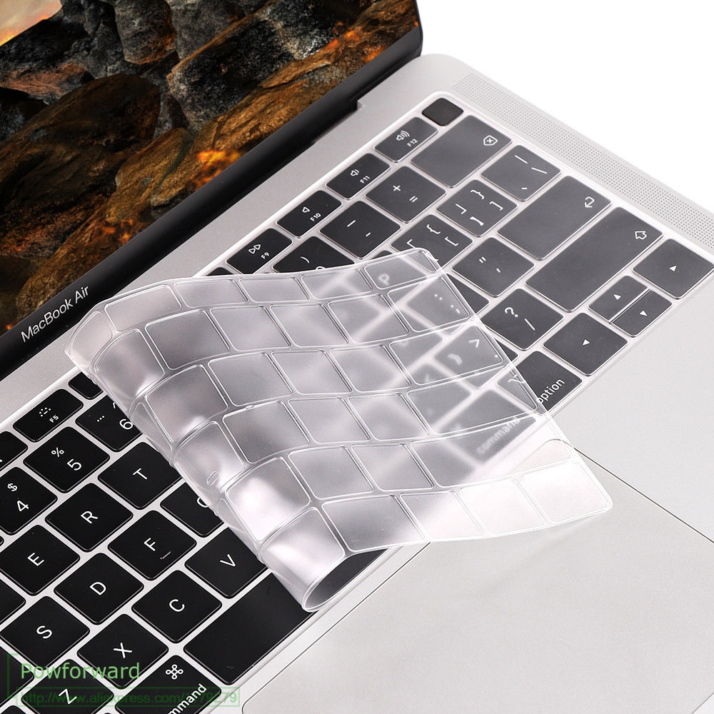 New TPU Keyboard Cover Skin Protector For Macbook Pro Air Retina 11//12//13//15//17/""