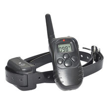 Ipets 998DB-1 Waterproof and rechargeable Anti Bark Dog Traning Collar with Vibration