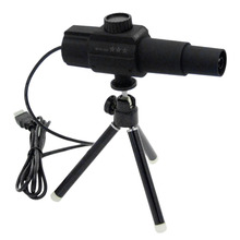2 Megapixel 70 Times Zooming Lens Digital USB Telescope For Animal Observation free Shipping(China)