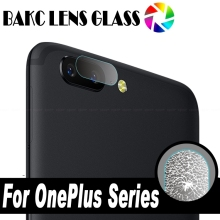 Back Camera Lens Transparent Clear Tempered Glass For One Plus OnePlus 5 2 3T 3 X Three Two Five Protector Protective Film