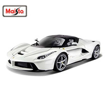 Maisto Bburago 1:24 Racing Race Diecast Model Car Toy New In Box Free Shipping
