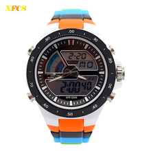 XFCS waterproof watches for men original man automatic watchs esportivo mens brand digitales watch military clock cheap popular(China)