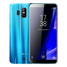 Newest HOMTOM S7 4G Smartphone 5.5 inch Android 7.0 MTK6737 Quad Core 1.3GHz 3GB RAM 32GB ROM Fingerprint Unlock Mobile Phone(China)