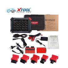 100% Original XTOOL X100 PADII PAD 2 with VW 4th 5th X100 PAD2 better than X300 Pro3 with Special function DHL Free