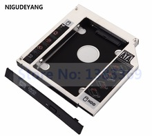 NIGUDEYANG 2nd Hard Drive HDD SSD Caddy Adapter For Samsung NP300e5a-a0kuk NP300V3A-S02PT(China)