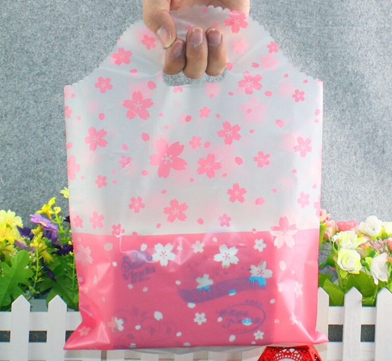 Online Buy Wholesale clear gift bags with handles from China clear ...