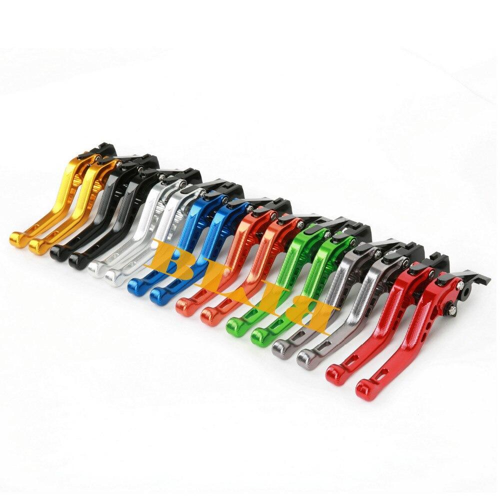 CNC Moto 3D Short And Long For Honda CBF 600 SA Hornet CBF650 CBR600F Shorty&amp;Long 3D Motorbike Adjustable Brake Clutch Levers<br><br>Aliexpress
