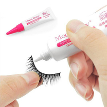 1Pc Eye Lash Glue Waterproof Clear White Makeup Adhesive Waterproof False Eyelashes stick A2