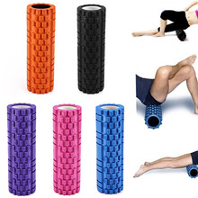 5 Colors EVA Point Yoga Foam Roller Blocks for Fitness Home Exercises Gym Pilates Physiotherapy Massage 2 Style