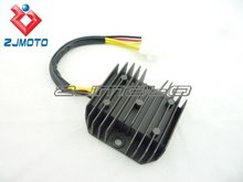 Motorcycle Regulator Rectifier For KTM 300EXC Regulator Rectifier For Suzuki GSX250  GSX400R DR650RS DR650R