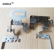 GZEELE New Lcd Hinges For For Acer TravelMate P256-M P256-MG Laptop Lcd Hinge Set 33.ML9N2.004 AM154000B00 AM154000A00 NEW(China)