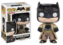Funko POP Heroes: Batman vs Superman - Knightmare Batman Action Figure
