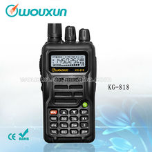 Wouxun KG-818 (400-480) DTMF Encoding and Decoding