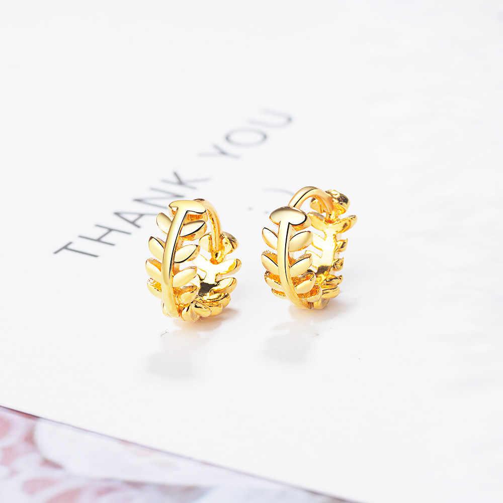 Classic Hoop Earring Silver Color Leaf Design Earrings For Women Korean Jewelry 2020 New Kolczyki Aliexpress,Victoria Beckham Designs Wedding Dress