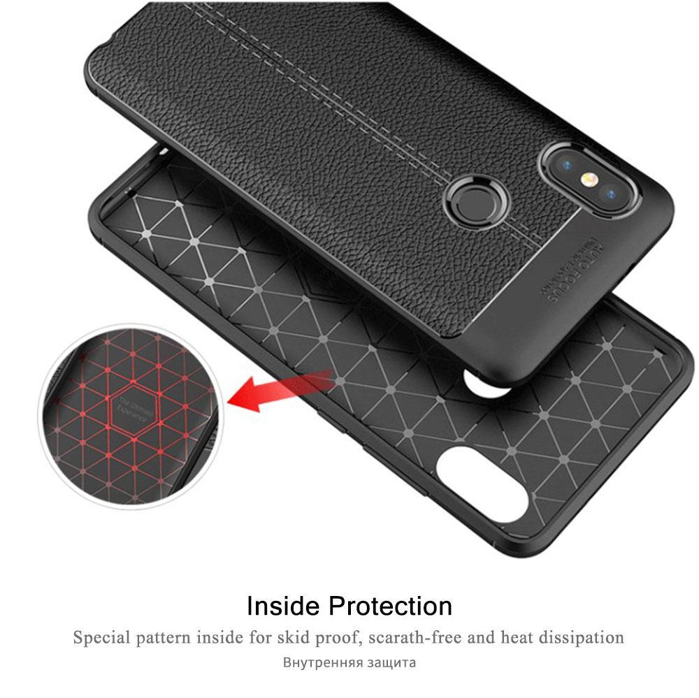 Xiaomi Redmi Note 5 Pro Case Note 5 غطاء هاتف 2