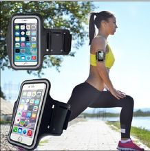Exyuan Gym Jogging Cycling Running Cell Phone Pouch Universal Arm Band Belt For Jiayu G5 G5S F1 G1 Wrist Sport Arm Strap #1