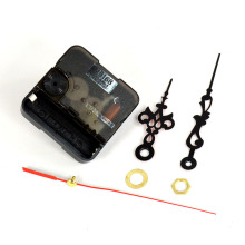 Black Hands Quartz Clock Movement Mechanism Repair Parts Kit/Set DIY Tool(China)