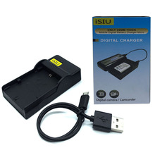 1PCS/iSIU EN-EL9 EN-EL9a EN-EL9e Battery USB Charger Equivalent MH23 MH-23 for Nikon D40 D40X D60 D3000 D5000 DSLR Cameras ...(China)