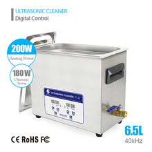 Skymen Digital Ultrasonic Cleaner Bath 6L 6.5L 180W 40kHz(China)