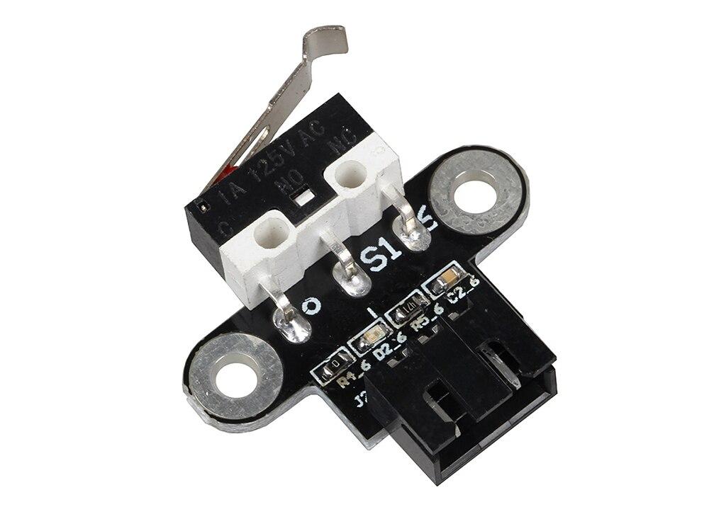 LERDGE 3D Printer Parts Mechanical Endstop Limit Switch Module Endstop Switch Horizontal Type For Reprap Ramps1.4 DIY