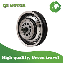 QS 6000W 14inch Electric Hub Motor V2 Type for Electric scooter and Electric motorcycle kits