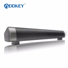Sound Bar Wireless Subwoofer Bluetooth Speaker 10W Small TV Soundbar Receiver Stereo Super Bass Altavoz port til For TV PC