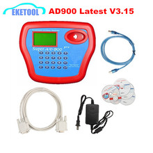 2017 Newest Version V3.15 AD900 Key Programmer Super Function With 4D Copying Program Eeprom OF ECU 8C/8E Chip Reading DHL Fast