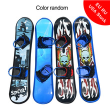 Outdoor Sports 95/110/128CM Plastic Freestyle Single Board Two-way Snow Grass Sand Board for Children & Adults(China)