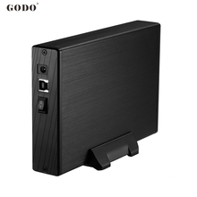 "Exclusive design 2.5""/3.5"" Sata II to USB3.0 external HDD/SSD hard disk enclosure/case/box 5Gbps for PC computer/notebook Mac"