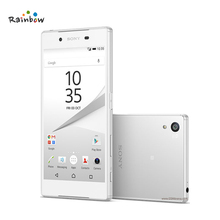 Sony Xperia Z5 E6653 Original Unlocked Mobile Phone GSM WCDMA 4G LTE Android Octa Core RAM 3GB ROM 32GB 5.2 Inch 23MP Camera(China)