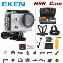 100% Original EKEN H9R remote control camera 4K wifi Ultra HD 1080p 60fps 170D waterproof camera sports mini cam