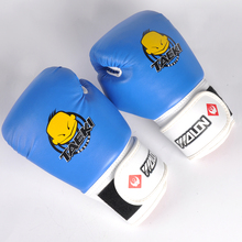 Hot Sale 1 Pair Kids Children Kickboxing Kick Box Training Punching Sports Fighting Golves Boxing Glove Hand Protector