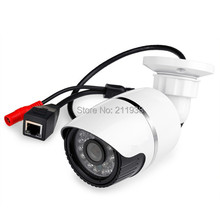Onvif 1280*720P outdoor HD H.264 p2p network security Bullet IP Camera support CMS software(China)
