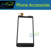 Black Color Touch Screen Digitizer For Prestigio MultiPhone 5044 Duo PAP 5044 PAP5044 Free Shipping 1PCLot