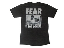 Tees Men'S Clothing Big Size:S-Xxl T Shirt Bruce Lee Fear Is For Others Graphic  Youth Short  T Shirt