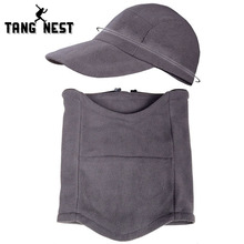 TANGNEST Fashion Novelty Design Hats 2017 New Listing Winter Warm Hat For Adult Plus 8 Colors Personality Adjustable Hats PMQ038(China)
