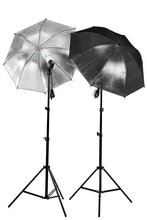 Umbrella Photography Stand Lighting Studio System Kit / Softbox Light Kit For Photo Workshop / Photography Studio Accessories(China)