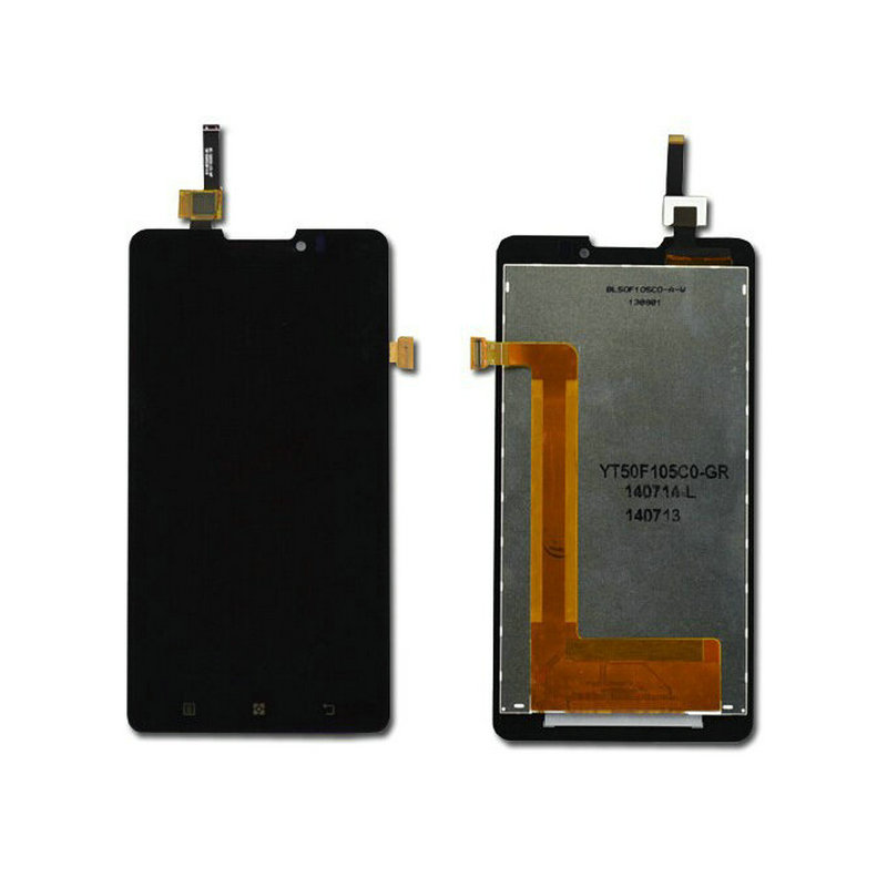 High Quality LCD Display Touch Screen For Lenovo P780 5.0 Inch Touch Panel Digitizer Replacement MTK6589 Quad Core Mobile Phone<br><br>Aliexpress
