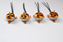 A1504 2300KV Micro Brushless Motor For Mini 4-axis Multicopter/Mini Fixed Wing Airplane