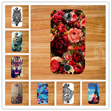 For Acer Liquid Z320 Z330 case cover ,2016 New Arrival Painting Colored Tiger Owl Rose Colored Soft Tpu Case For Acer Z320 Z330